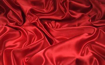 Атласная ткань - происхождение и применение