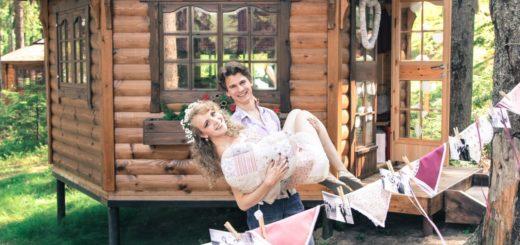 Первый год свадьбы – пора отмечать