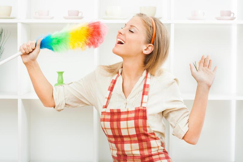 Система Flylady: как быстро и эффективно провести уборку