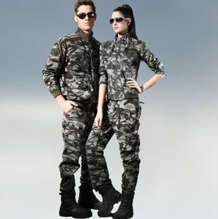 Стильная и удобная военная форма для гражданских лиц