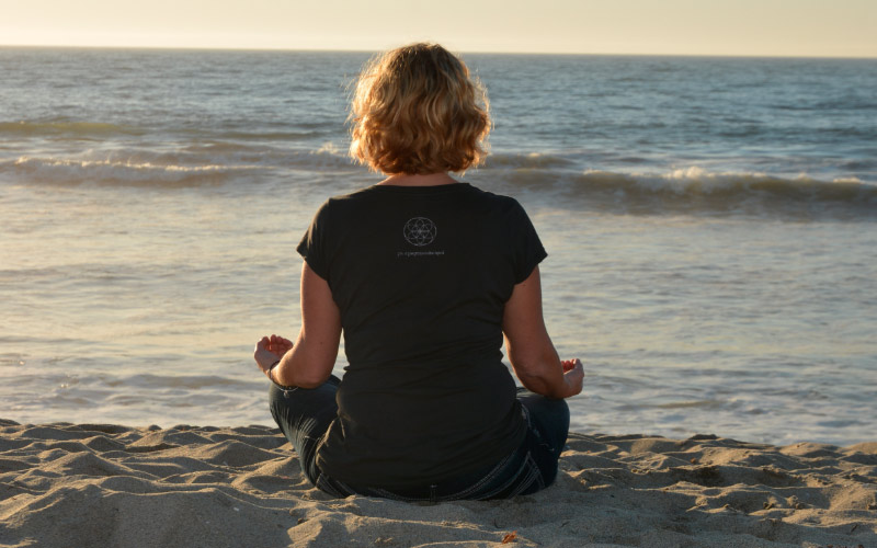 Восстановление сил с помощью медитации