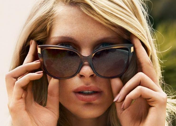 Как выбрать солнцезащитные очки.