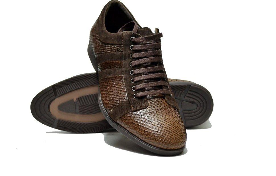 Новинки модной индустрии – ботинки из рыбьей кожи
