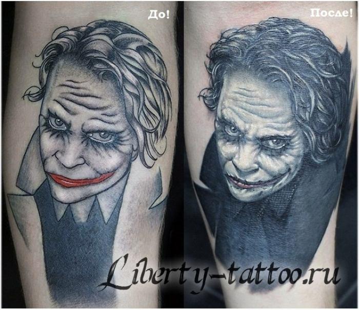 Стоит ли предоставлять второй шанс неудачным татуировкам