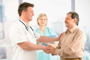 пациент у врача фото