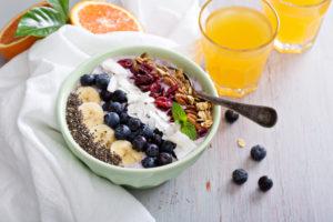 правильный завтрак фото