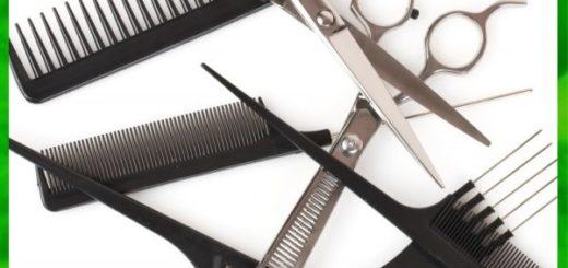 Как выбрать парикмахерские ножницы.