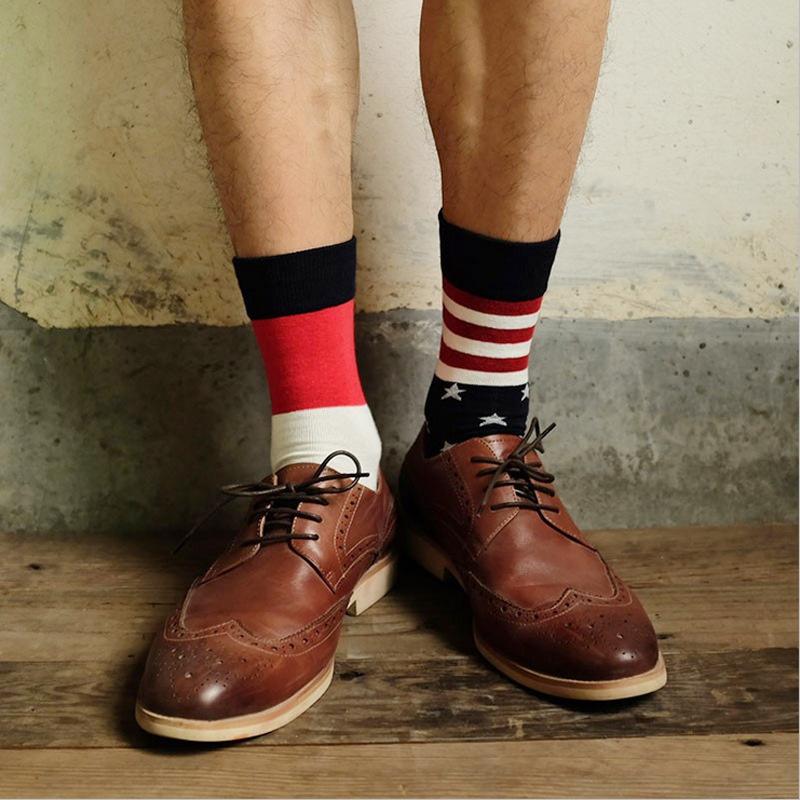 Мужские носки расскажут о своём владельце