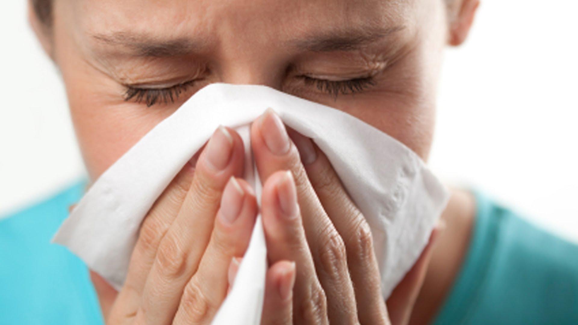 Пять способов очищения носа при насморке