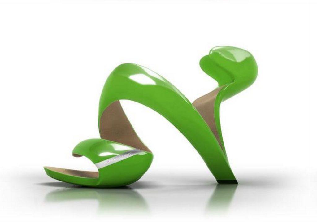 Покупка дизайнерской обуви
