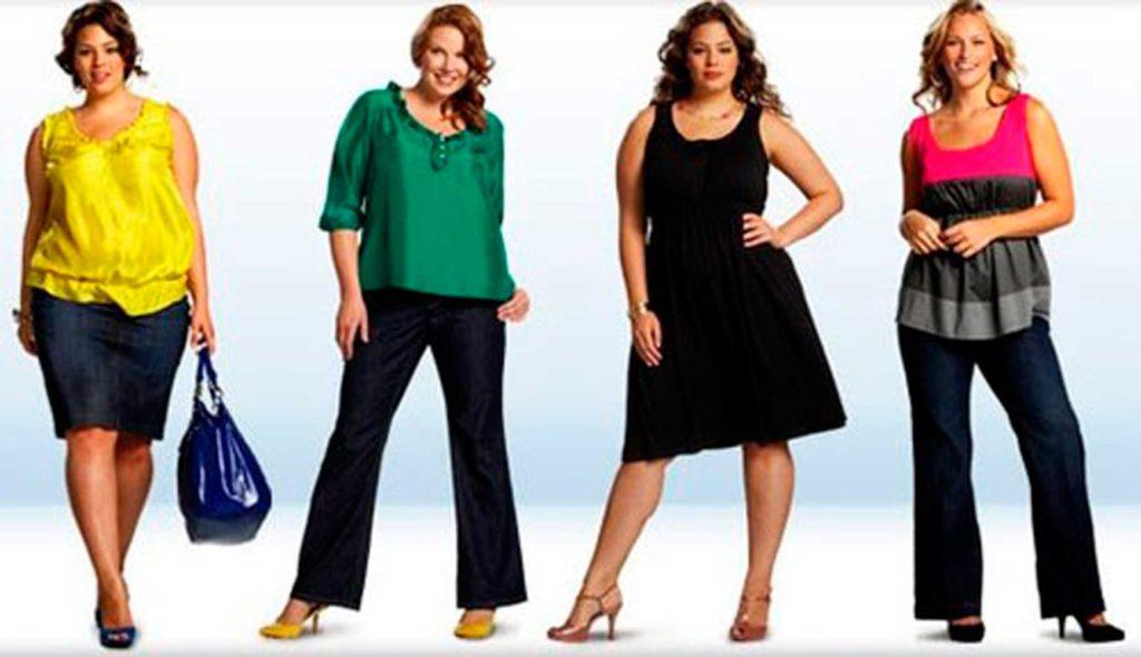Праздничная и повседневная женская одежда больших размеров