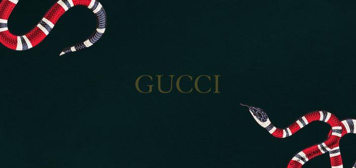 Летняя коллекция Gucci 2018