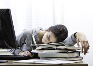 Как помочь при усталости в конце рабочего дня