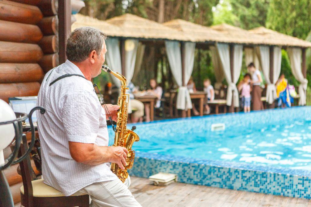 Шикарный отдых в отеле Арли на черноморском побережье