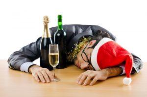Как не опьянеть в новогоднюю ночь
