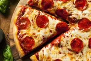 Как появилась пицца