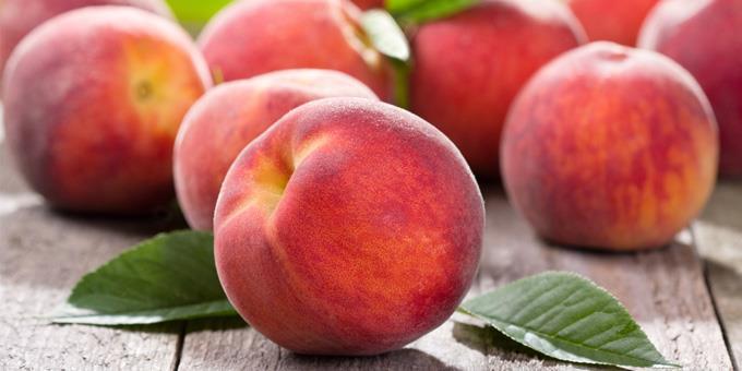 Этот полезный персик