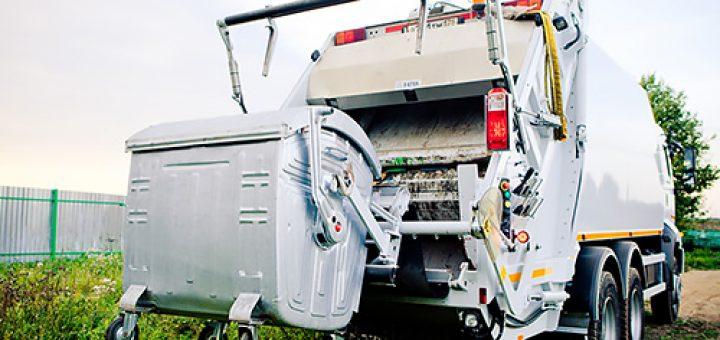 Вывоз строительного мусора в г. Химки