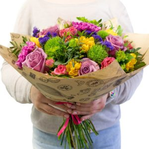 Приятная цветочная доставка – лучшая визитка