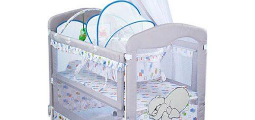 Как выбрать качественную кроватку для новорожденного
