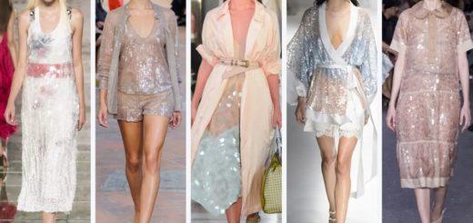 Модные тренды весна-лето 2019