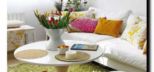 уютный дизайн квартиры