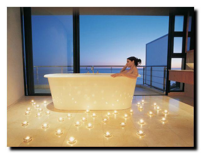 ванная ароматическая успокаивающая