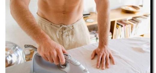 зачем гладить белье