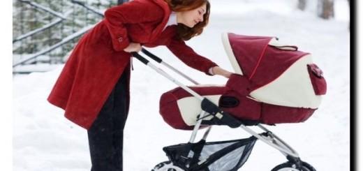 детская коляска зимний вариант