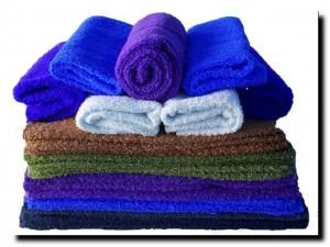 стирать полотенца с одеждой