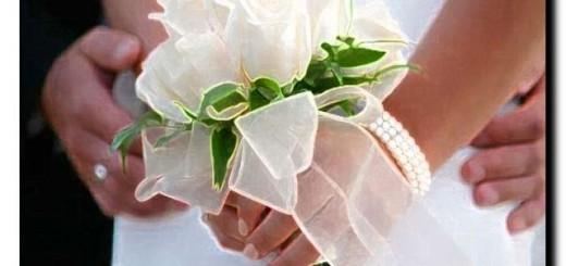 какой букет невесты выбрать