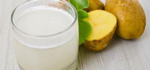 Лечебные свойства картофельного сока
