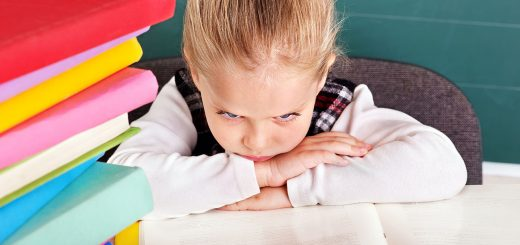 Ребенок не хочет в школу - в чем дело?