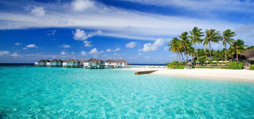 Мальдивы – кокосовый рай