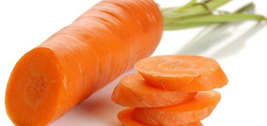 Польза от морковки