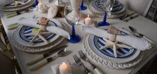 «Морской» ужин на 23 февраля