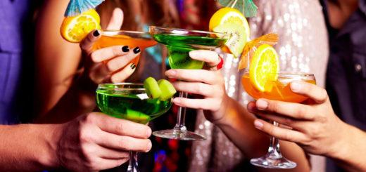 Пьем по-женски!