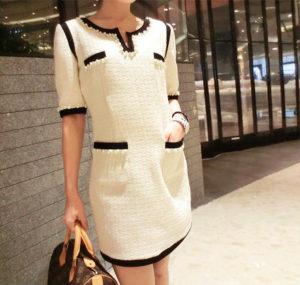 Выбрать платье Alexander McQueen или Chanel