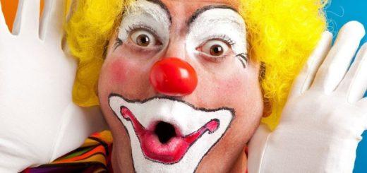 Пригласить клоуна на детский праздник