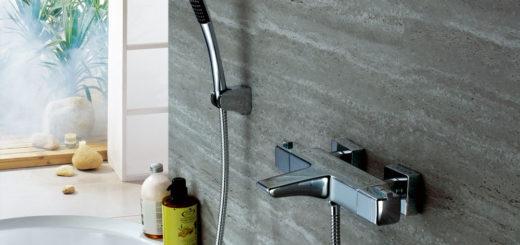 Смесители с термостатом – современное оборудование для ванной комнаты