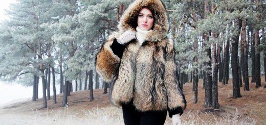Можно ли носить натуральные шубы в случае дождя или снега?