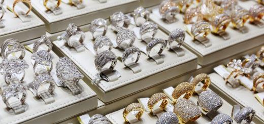 Ювелирные изделия из серебра - классика