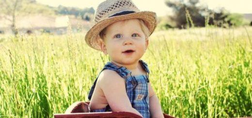 7 советов по одеванию малыша летом