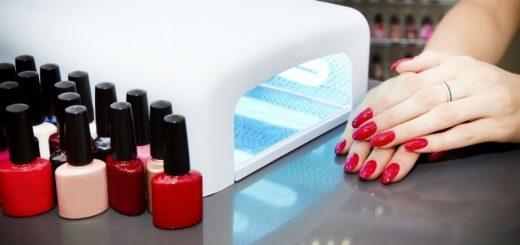 Использование гель-лака для ногтей