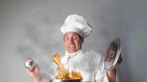 Кулинар-новичок или первый блин как обычно