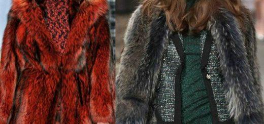 Какие шубы модны этой зимой