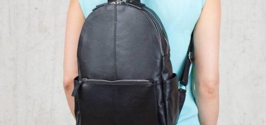 Рюкзак и милые дамы