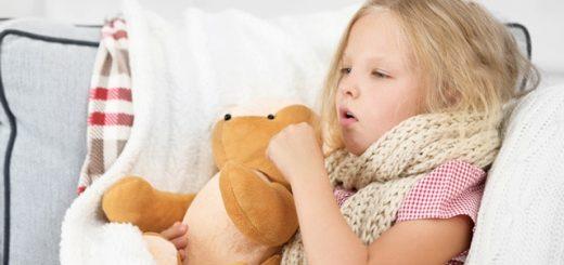 Хорошее средство от кашля ребенку - домашнее лечение кашля