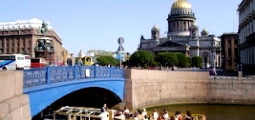 Kruizyi v Sankt Peterburg