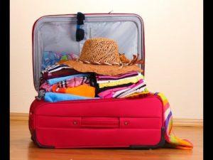 Зарубеж. Собираем чемодан в отпуск.